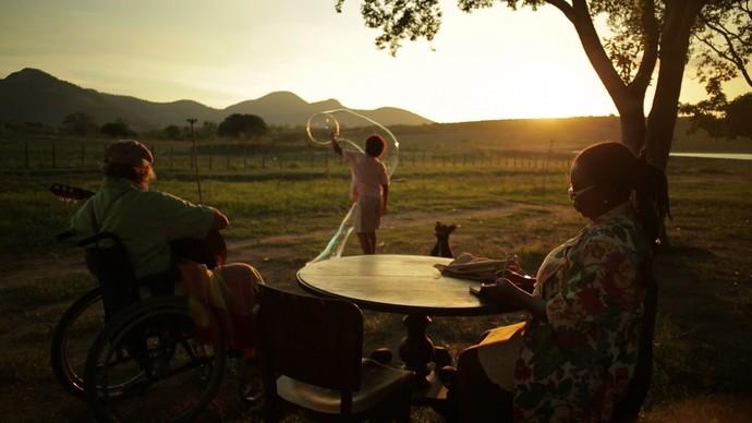 'A Bicicleta do Vovô' é uma série baseada em uma história familiar (Foto: TV Bahia)