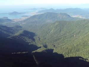 Parque Estadual da Serra do Mar protege Mata Atlântica do país
