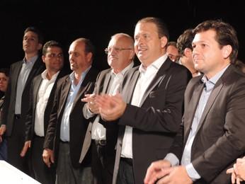 Governador Eduardo Campos (Foto: Luna Markman/G1)