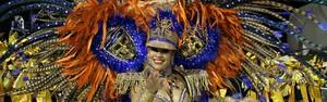 Veja fotos do desfile das escolas de samba de Manaus (Jamile Alves/G1 AM)