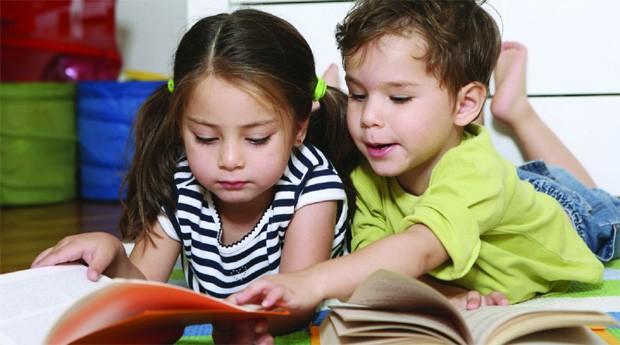 crianca, livro (Foto: Reprodução)