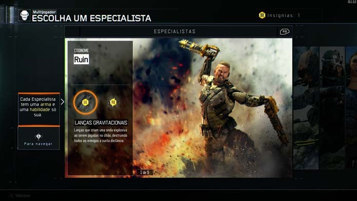 Call of Duty Black Ops 3: confira dicas para mandar bem no modo multiplayer (Foto: Reprodução/Murilo Molina)
