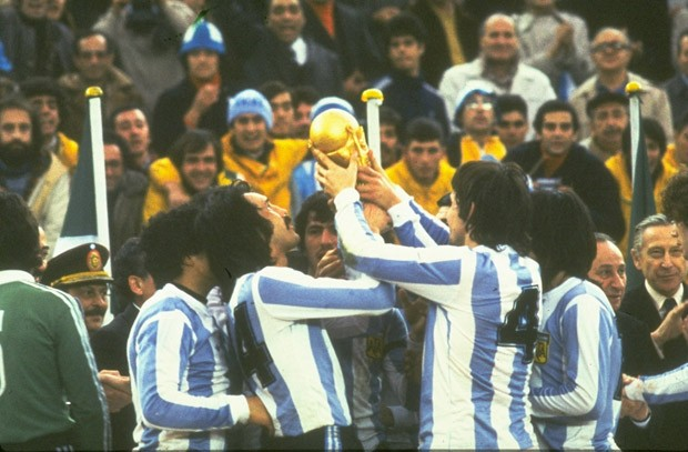 Argentina 1978 (Foto: Getty Images)