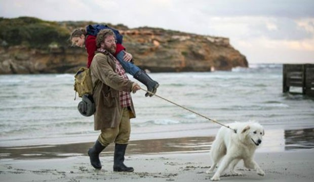Filme está ajudando a incentivar o turismo na ilha australiana  (Foto: Greg Noakes)