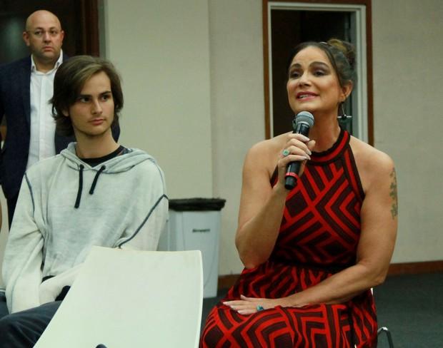 Luiza Brunet (Foto: Graça Paes / Zapp News)