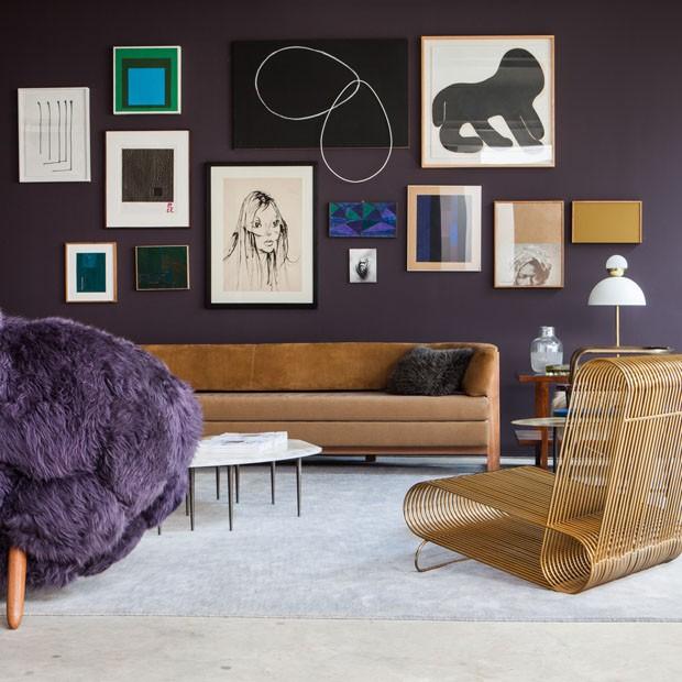 Conheça em detalhes a decoração da Casa Vogue Experience 2016 (Foto: Lufe Gomes)