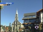 Turistas lotam hotéis na Serra do RS no feriadão de Corpus Christi