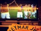 'Meu orgulho', diz Bruna Marquezine sobre Neymar após partida do Brasil