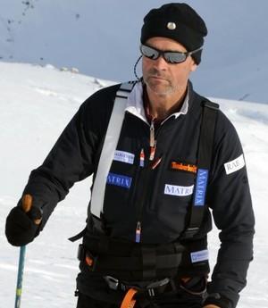 Henry Worsley - explorador (Foto: Divulgação)