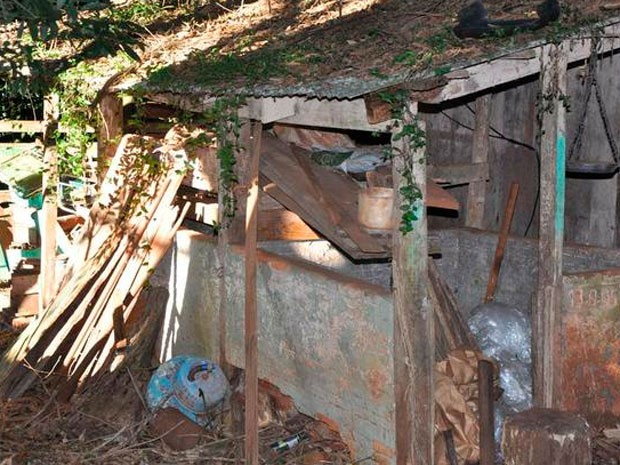 Água poço Ibirubá fraude leite RS (Foto: MP/Divulgação)