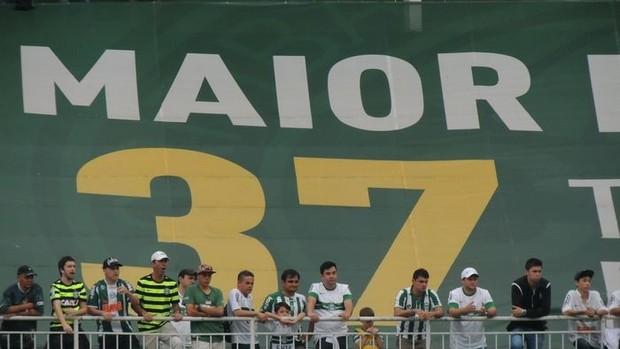 37 vezes campeão paranaense