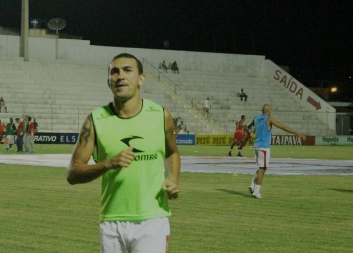 Luis Eduardo, Salgueiro (Foto: Emerson Rocha)