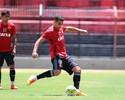 "Sem títulos no Sport, Diego Souza traça meta para 2017: ""Três finais"""