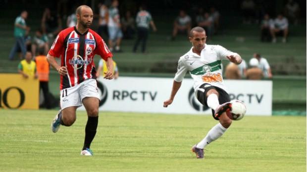 Coritiba x Roma-PR (Foto: Divulgação/Coritiba Football Club)