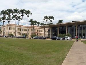 Universidade Federal de Viçosa (Foto: Reprodução/TV Integração)