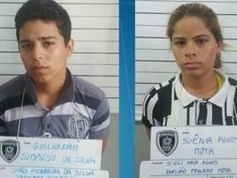 Bebê de 8 meses fica cega, e os pais são suspeitos na Paraíba (reprodução)