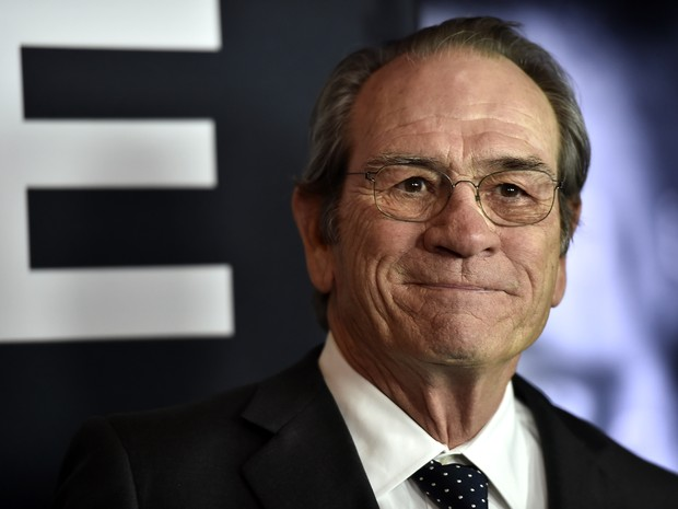 Tommy Lee Jones em première de filme em Las Vegas, nos Estados Unidos (Foto: David Becker/ AFP)