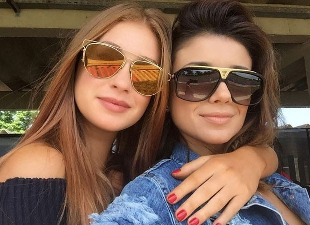 Marina Ruy Barbosa e Paula Fernandes (Foto: Reprodução)