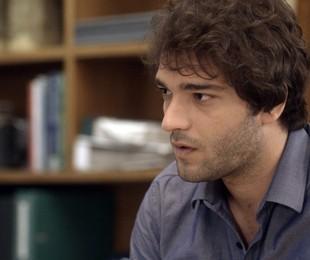 Humberto Carrão é Tiago em 'A lei do amor' | TV Globo