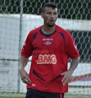 Alex Tombense atacante         (Foto: Bruno Ribeiro)