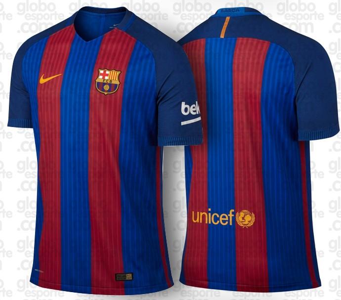 Camisa-Barcelona-MARCA-D-AGUA-Globoesporte (Foto: infoesporte)