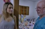 Fernanda Gentil é apresentada ao 'Hospital de Brinquedos'