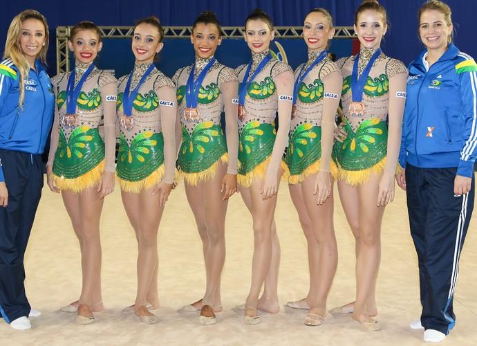 Seleção de Ginástica fará aclimatação na Bulgária para Mundial (Foto: Divulgação)