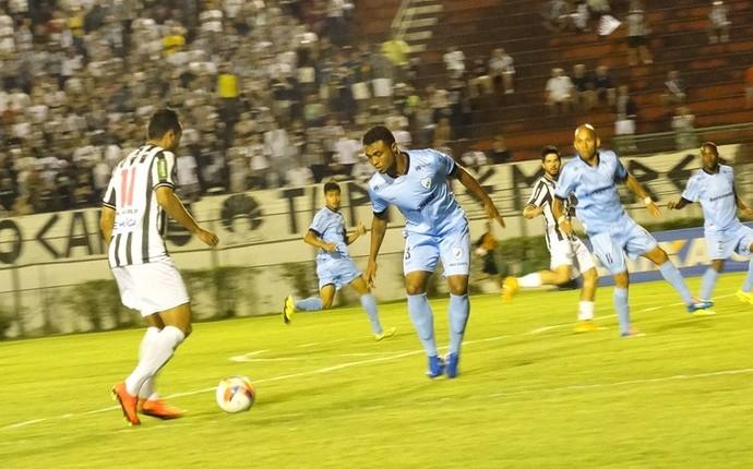 Tupi-MG Londrina Série C semifinal 2015 (Foto: Bruno Ribeiro)