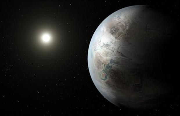 Nasa anuncia descoberta de planeta igual a Terra