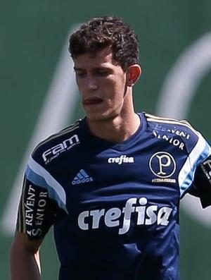 Palmeiras jogo-treino Nathan (Foto: Cesar Greco/Ag Palmeiras/Divulgação)