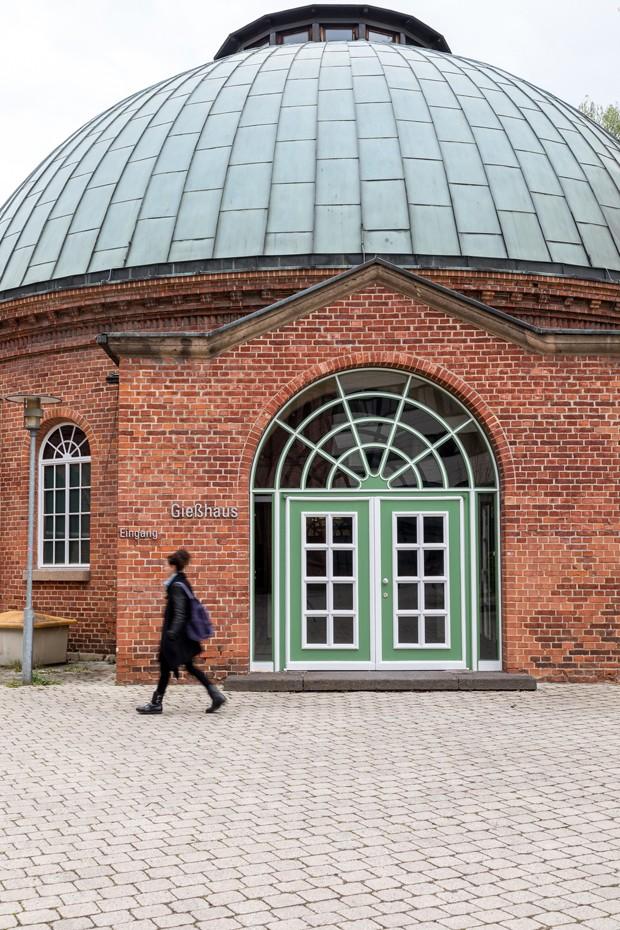 universidade de arquitetura_vai abrigar obras da documenta (Foto: Divulgação)