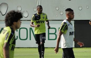 Com Erazo no time, Atlético-MG vai com reservas para enfrentar o Guarani