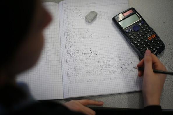 Adultos não sabem matemática básica