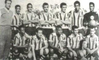 grêmio 1956 (Foto: Reprodução)