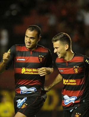 roger lucas lima sport (Foto: Aldo Carneiro / Pernambuco Press)