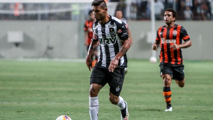 Carlos, atacante do Atlético-MG (Foto: Bruno Cantini / Atlético-MG)