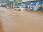 Chuvas fortes provocam estragos nas cidades do Vale do Paraíba