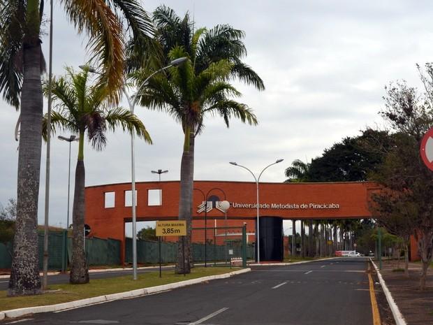 Unimep Piracicaba (Foto: Fernanda Zanetti/G1)