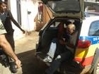Filho mata o pai e deixa a mãe ferida com golpes de foice, em Inhapim