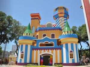 Espaço é destinado a crianças (Foto: Divulgação/ Prefeitura de Campos dos Goytacazes)