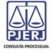 PJERJ - Consulta Processual