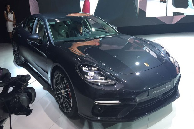 Porsche Panamera Turbo (Foto: Gabriel Aguiar / Autoesporte)