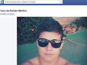 Renato Tadeu Martins morreu em acidente em Trabiju (Foto: Reprodução/ Facebook)