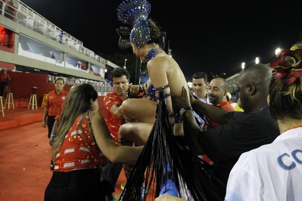 Sabrina Sato (Foto: Thyago Andrade/Fotorio News)