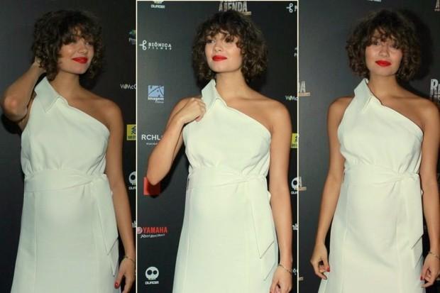 Sophie Charlotte na pré-estreia do filme Reza a Lenda, no Rio (Foto: Marcello Sá Barreto/Ag News)