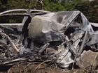 Explosão de caminhão-tanque deixa 4 mortos e criança ferida em Itutinga