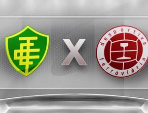 Campeonato Capixaba Série B 2012: Tupy-ES x Desportiva Ferroviária (Foto: Globoesporte.com)