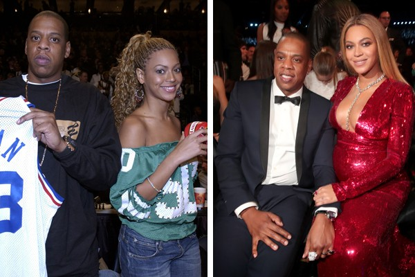 Jay-Z e Beyoncé (Foto: Getty Images)