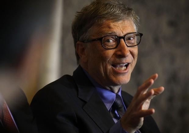 Bill Gates: um filantropo com outras intenções? (Foto: Getty Images)
