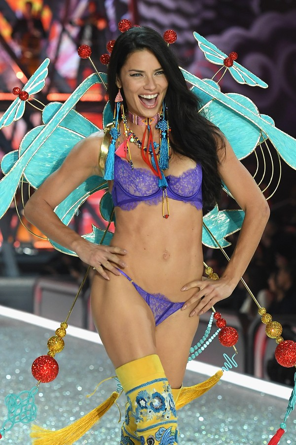 Adriana Lima (Foto: Getty Images)